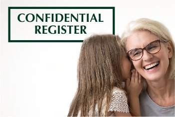 Confidential Register
