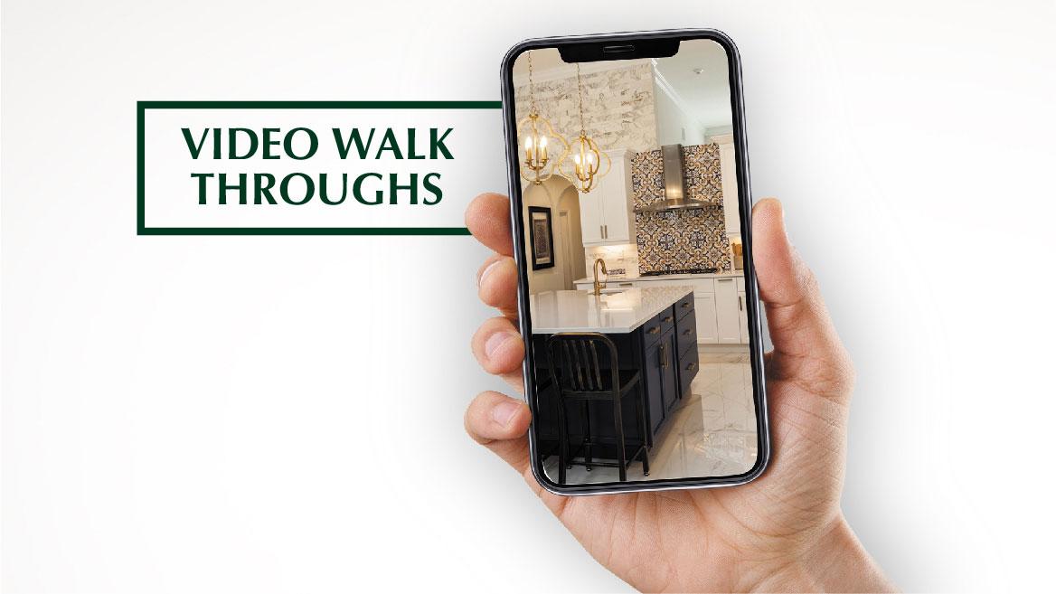 Video Walkthroughs