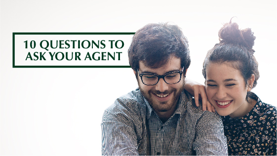 What to ask your agent
