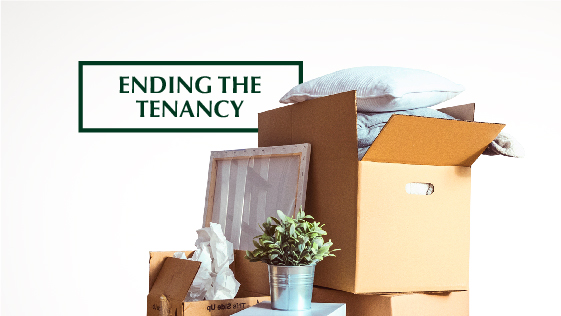 Ending the Tenancy