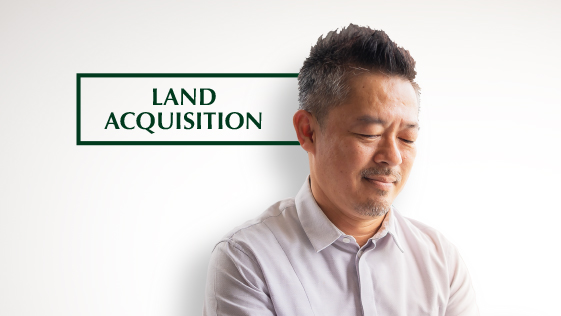 LAND ACQUISITION AND DEVELOPMENT CONSULTANCY
