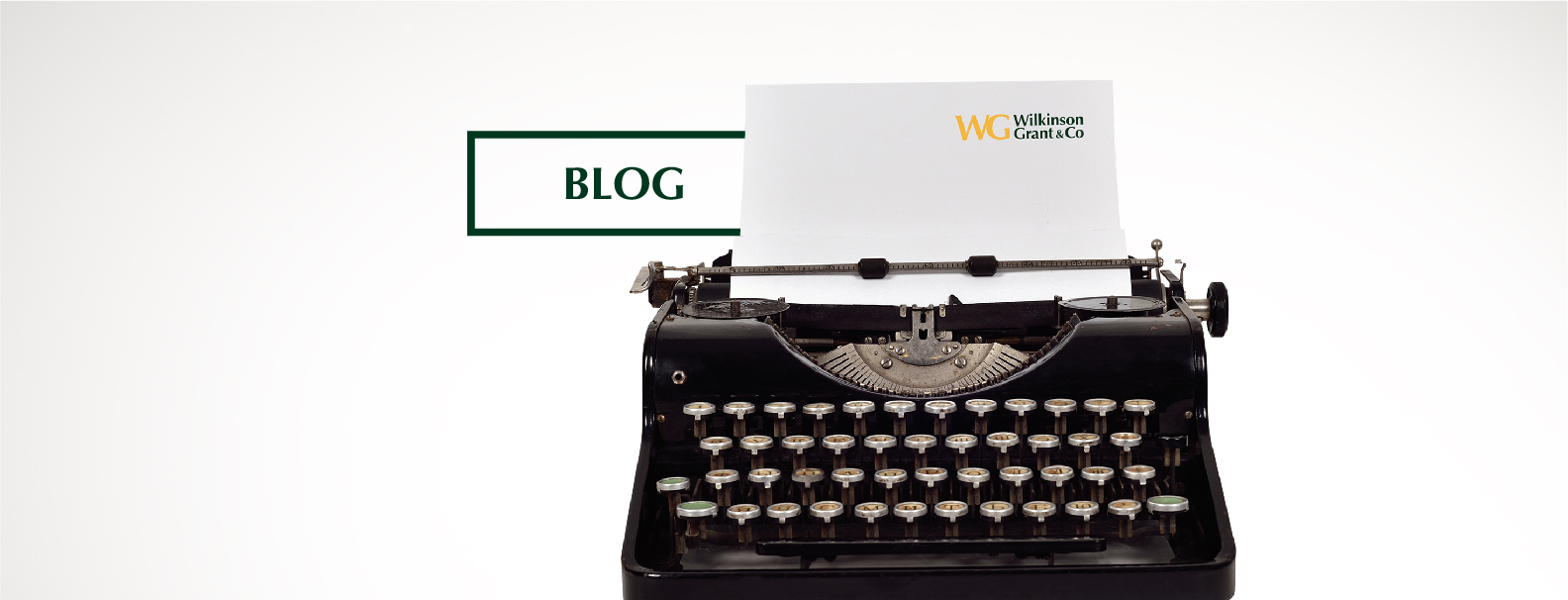 Blogs banner