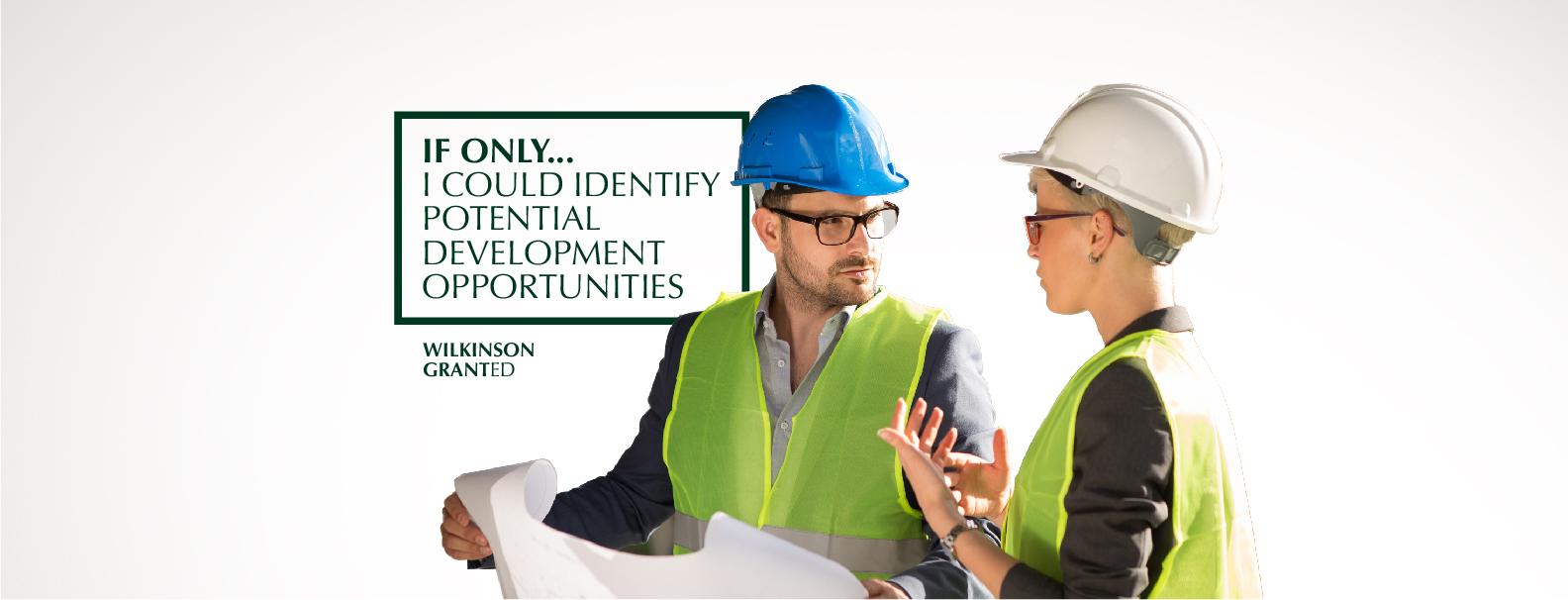 Development consultancy banner
