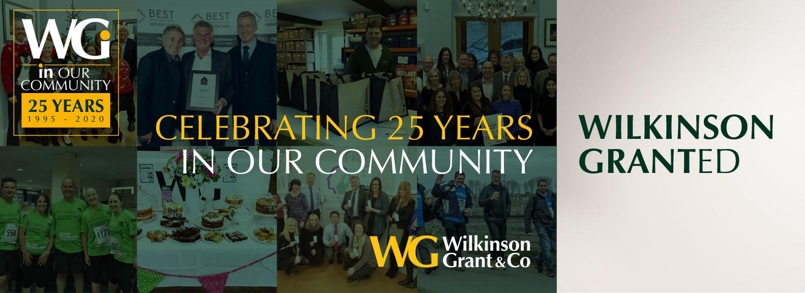 Celebrating 25 years community